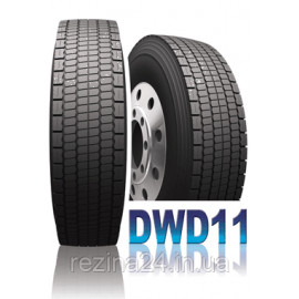 Шини Daewoo DWD11 315/80 R22.5 157/154M провідна