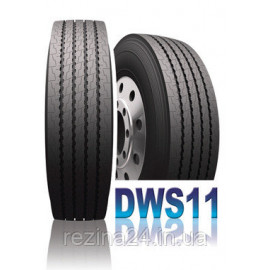 Шини Daewoo DWS11 315/80 R22.5 157/154M рульова