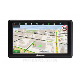 GPS-навігатор Pioneer A76. Android