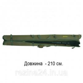 Чехол для удочек и спиннингов жесткий Acropolis КВ-12в