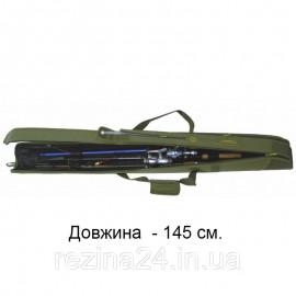 Футляр для спінінгів Acropolis КВ-6в