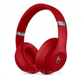 Бездротові навушники Beats by dr. dre Studio3 Wireless Over-Ear Headphones - Red (MQD02)