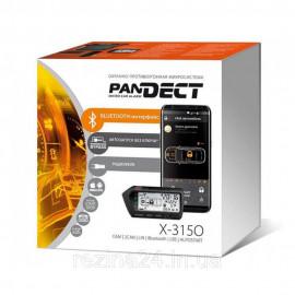 Автосигналізація Pandect X-3150