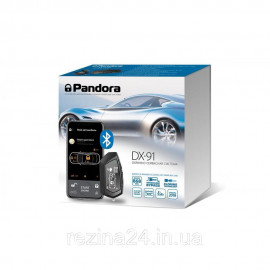 Автосигналізація Pandora DX 91