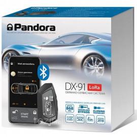 Автосигналізація Pandora DX 91 LoRa v.2