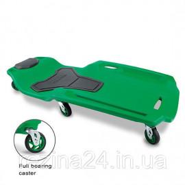 Лежак ремонтний пластиковий підкатний TOPTUL Pro-Series JCM-0401