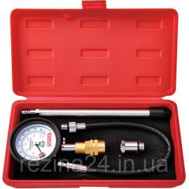 Компрессометр бензиновий TOPTUL зі змінними наконечниками JGAI0402