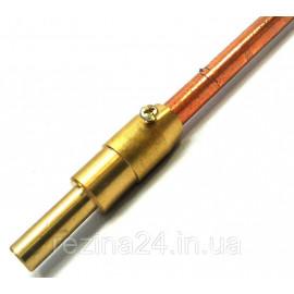 Зажим під вуглецевий стрижень G. I. KRAFT GI12161