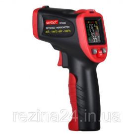 Безконтактний інфрачервоний термометр (пірометр) цв дисплей, термопара -50-1050°C WINTACT WT323E