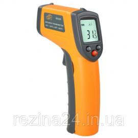 Безконтактний інфрачервоний термометр (пірометр) -50-400°C BENETECH GM320