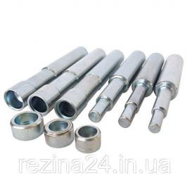 Набор для монтажа/демонтажа втулок направляющих клапанов (7, 8, 9мм) и монтажа сальников 9 ед. (ХЗСО)