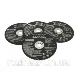 """Відрізний диск по металу для пневмоболгарки 3"""" (10шт.) AIRKRAFT ACW-001"""
