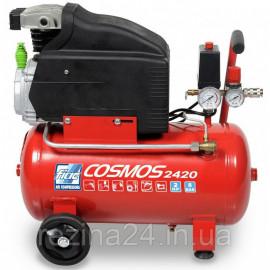 Компресор 24л поршневий 220В COSMOS 2420 CE ROSSO FIAC 9995260000