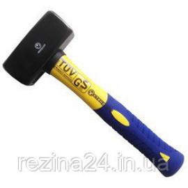 Кувалда 1 кг, ручка з фібергласу СТАНДАРТ SHF1000