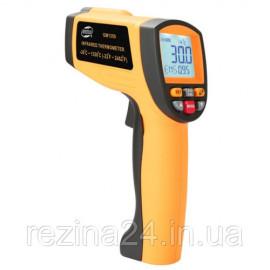 Безконтактний інфрачервоний термометр (пірометр) -30-1350°C BENETECH GM1350