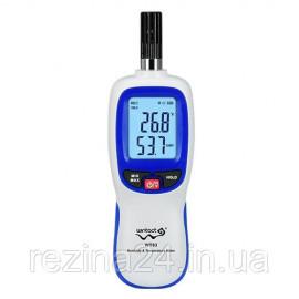 Термогігрометр 0-100%, -20-70°C WINTACT WT83