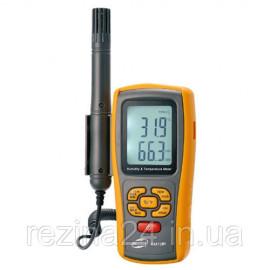 Термогігрометр, термопара 0-100%, -10-50°C BENETECH GM1361
