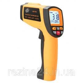 Безконтактний інфрачервоний термометр (пірометр) -30-1500°C BENETECH GM1500