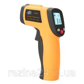 Безконтактний інфрачервоний термометр (пірометр) -50-450°C BENETECH GM300