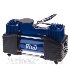 Автомобільний компресор Vitol K-72