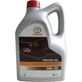 Моторне масло Toyota Fuel Economy Extra 0W-20 5л