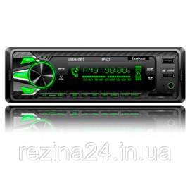 Автомагнітола Fantom FP-327 Black/Green