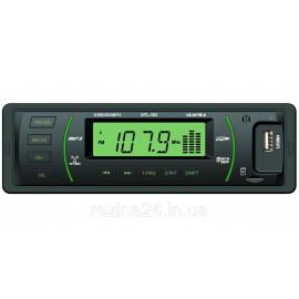 Автомагнітола Starlite STL-302 Black/Green