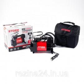 Автомобільний компресор STORM Big Power 20320 з автостопом 10 атм, 37 л/хв, 170 Вт (20320)