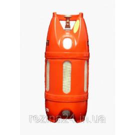 Композитний газовий балон SafeGas 12л