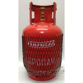 Балон газовий SafeGas металевий 12л
