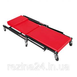 Лежак автослюсаря складаний 2 в 1 TORIN TR6505