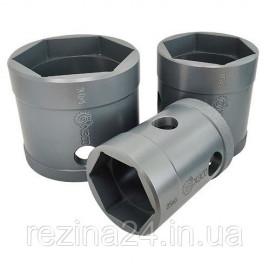 Головка ступичная посилена (6-гранна) 95мм (ХЗСО) WHS6095