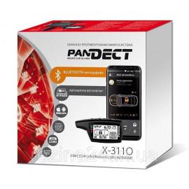 Автосигналізація Pandect X-3110 UA