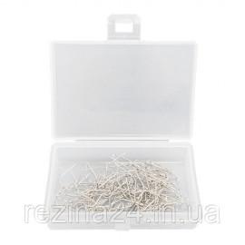 Скоби для ремонту пластику (100 шт., V-тип, 0.6 мм) TRISCO KT100PV-6