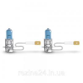 Комплект галогенних ламп OSRAM Cool Blue Intense 64151CBI-HCB H3 12V 55W PK22S