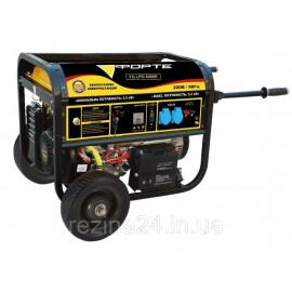 Бензиновий генератор Forte FG9000E (7кВт)
