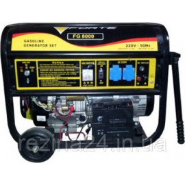 Бензиновий генератор Forte FG8000EA (6кВт, +авто)