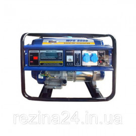 Бензиновий генератор Werk WPG8000 (6кВт)