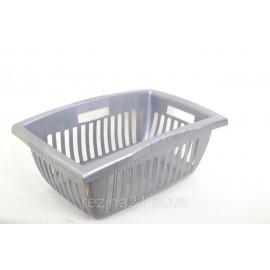 Кошик Ramacciotti Plast BILLY прямокутна 25л, сріблястий (111/silver)