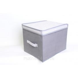 Короб для зберігання речей Тарлєв 30*40*30см, French Grey (485517)