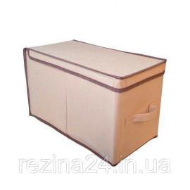 Короб для зберігання речей Тарлєв 25*50*30см, Melody (62154)