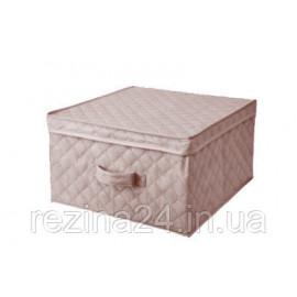 Короб для зберігання речей Тарлєв 43*47*25см, бежевий (1511)