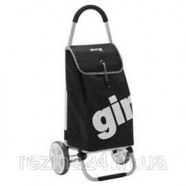 Господарська Сумка на колесах Gimi 50л GALAXY, чорний (GM13292)