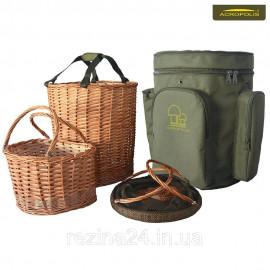Рюкзак грибника з кошиками РНГ-1