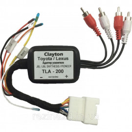 Адаптер підсилювача Toyota/Lexus Clayton TLA-200