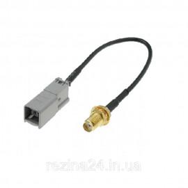 Антенний адаптер AWM 115-02 GPS (SMA-B - GT-5, kenwood DNS/блоків Garmin)