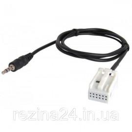 AUX кабель адаптер Volkswagen, Skoda, Audi, Seat Carav 18-005