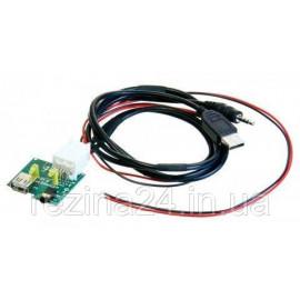 Адаптер для штатних USB / AUX-роз'єм ємів KIA Picanto, Sportage ACV 44-1180-001