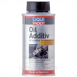 Антифрикционная присадка в моторне масло Liqui Moly Oil Addіtіv 125мл