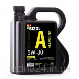 Моторне масло Bizol Allround 5W-30 4л